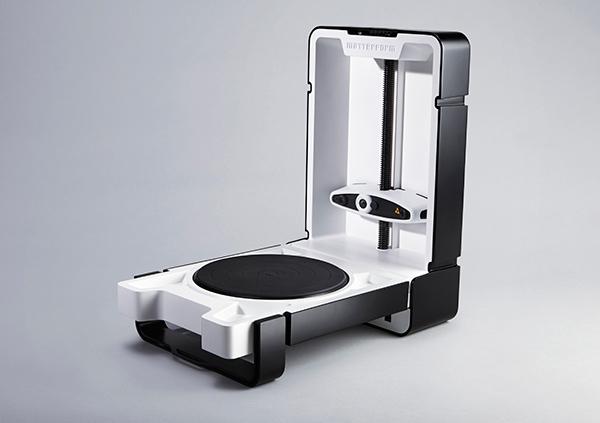 カナダ・Matterform社製3Dスキャナー「Photon」を注文中。