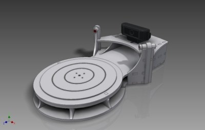 わずか2万円台のデスクトップ3Dスキャナー「Rubicon 3D scanner」に出資中。