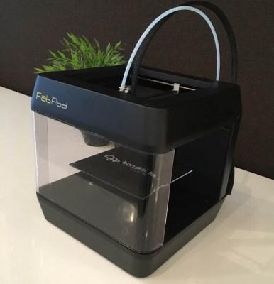 ボンサイラボの新型3DプリンタとUnityを利用した3Dプリンタ用ソフトウェアがラスベガスでお披露目
