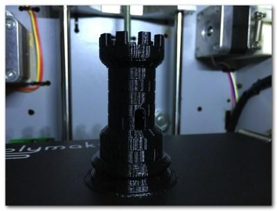 3Dプリンタ「BS01」のユーザーさんが開発したラバープラスティックフィラメントを試してみたよ