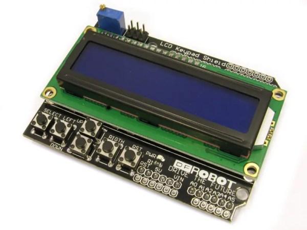 LCD Keyboard