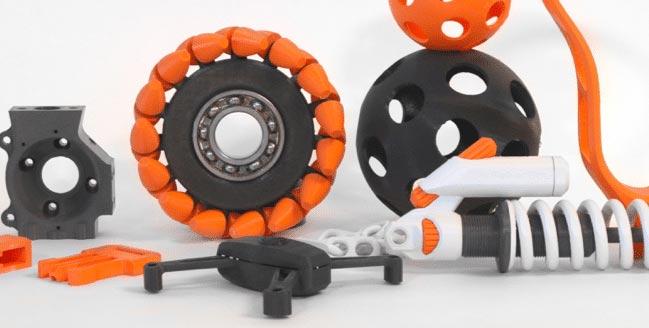 Tough-Filament-MakerBot-Applications