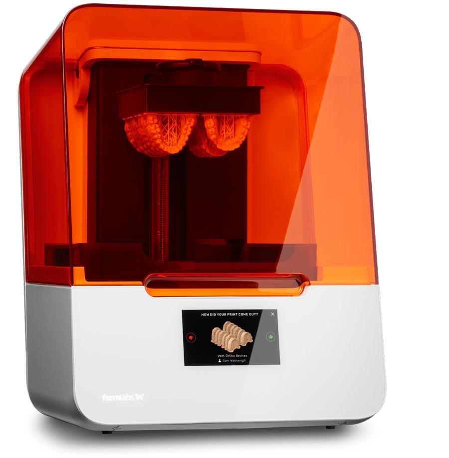 Formlabs Form 3B Dental 3D-Drucker Schweiz