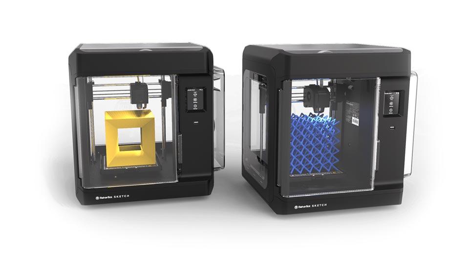3D-Drucker für den Unterricht