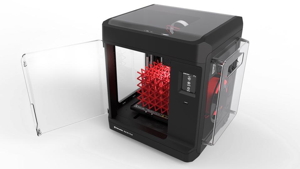 3D-Drucker für die Volksschule