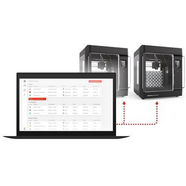 MakerBot Cloud 3D-Druck Verwaltungs-Software