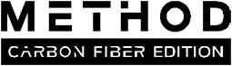 MakerBot Method Carbon Fiber Edition Logo