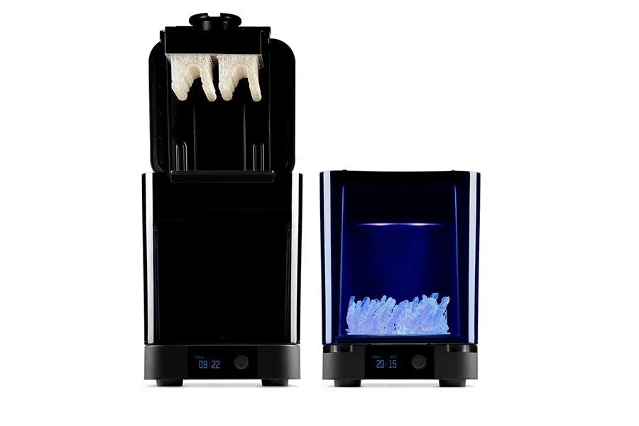 Dental 3D-Druck Nachbearbeitung
