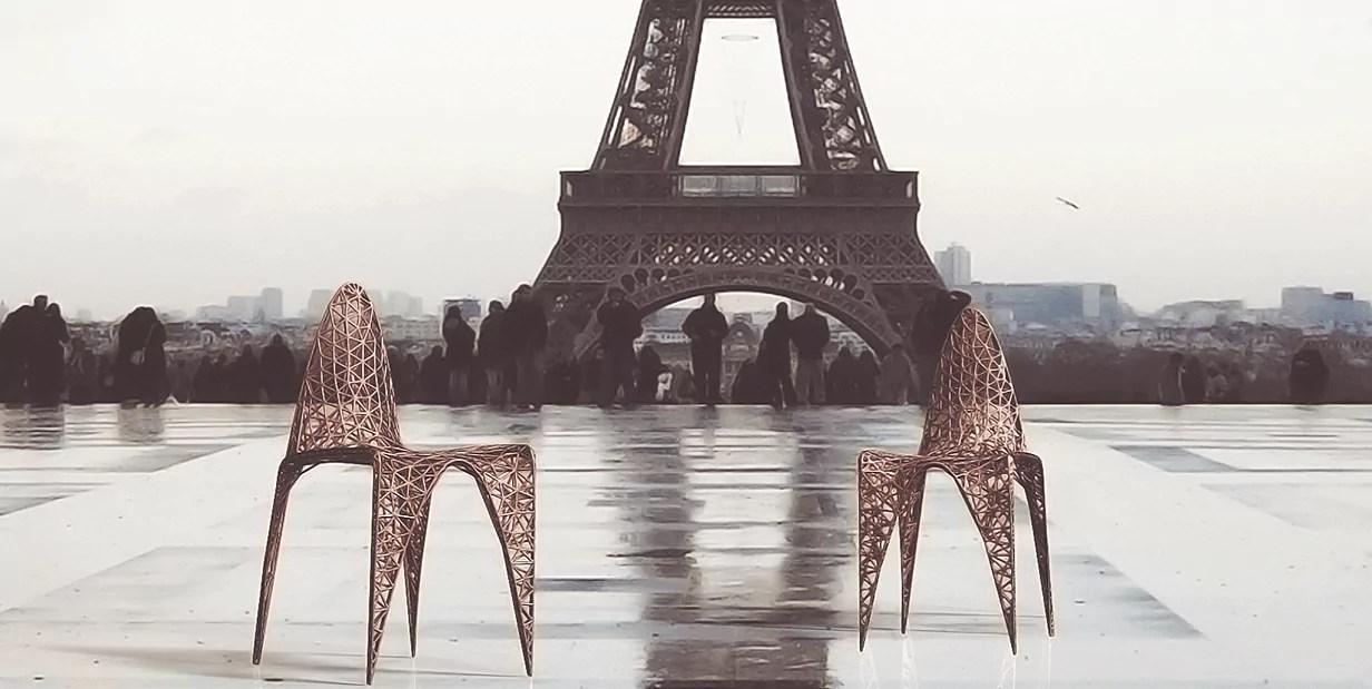 Inspiriert von der Architektur