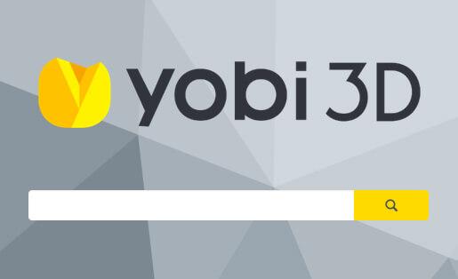 Elegant Yobi3D   Die Erste 3D Suchmaschine
