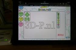 Doodle 3D WiFi 3d printer huren tijdens mijn beurs