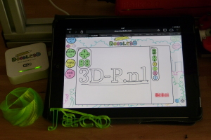 Wat is 3D Doodle Wi-Fi-box