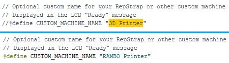 Mrlin printer name