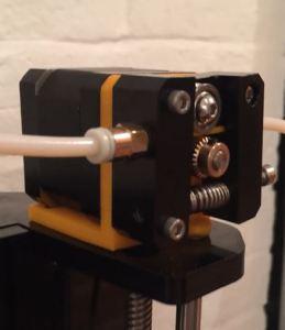 Bowden Drive 3D Printer