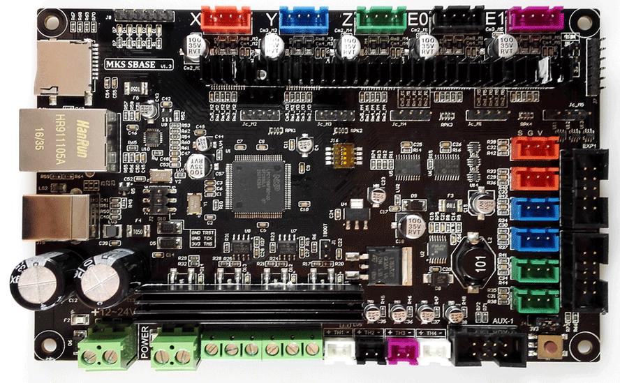 SBASE 32 bit 3d printer board