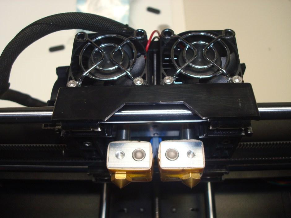 X-pro dual extruder