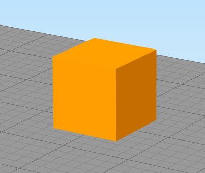 Extruder Calibration Cube