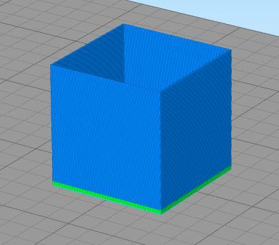 Cube Slicer Preview