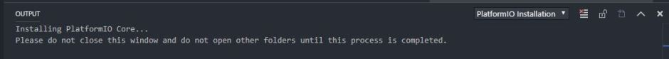 marlin platform io ide vs code progress