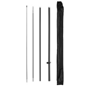 Cirrus 12 | Medium Fiber Flag Poles