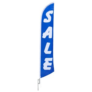 Aluma Pole Flag | Sale Flag