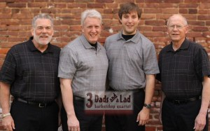 3 Dads and a Lad