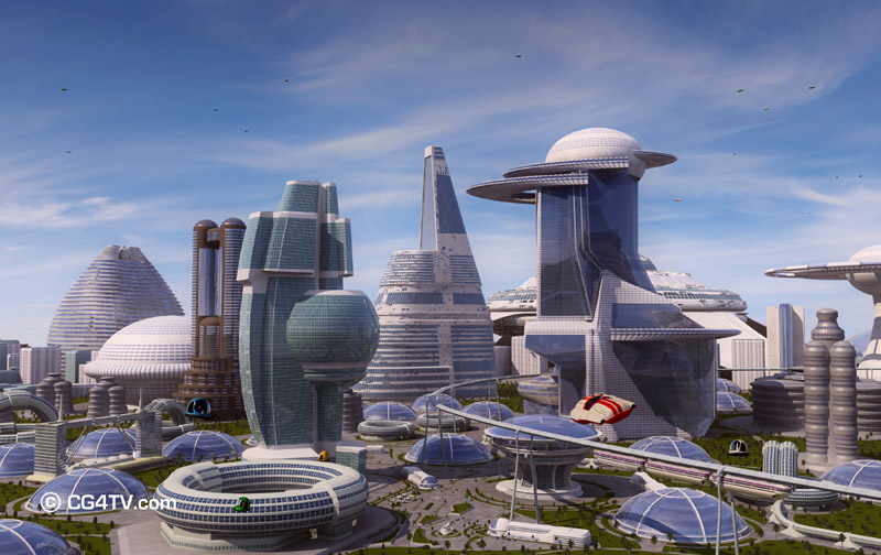 The Future - CG4TV
