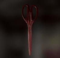 Scissors Bloody