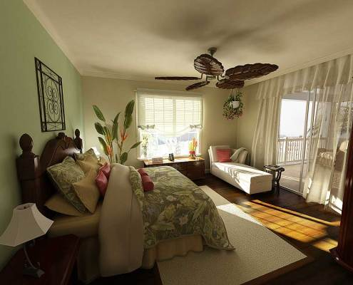 Savannah Preserve Sarasota Forida Bedroom