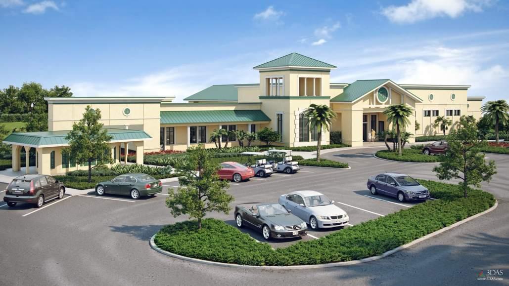 Gulf Stream 3D Harbor Club House in Orlando, Florida