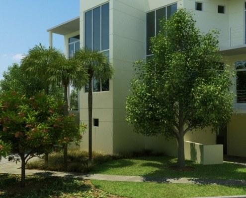MODA Exterior View Sarasota, Florida