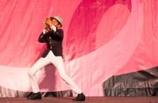 entertainment trumpet 2013 San Francisco Susan G. Komen 3-Day breast cancer walk