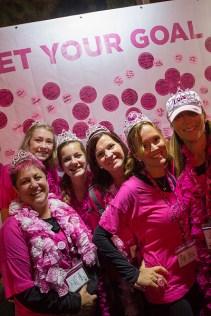pink team crown 2013 Atlanta Susan G. Komen 3-Day Breast Cancer Walk