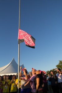 last walker one day closer 2013 Tampa Bay Susan G. Komen 3-Day breast cancer walk