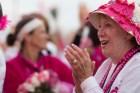 clap cheer 2013 San Diego Susan G. Komen 3-Day breast cancer walk