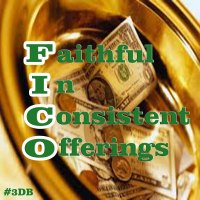 What is your Spiritual FICO Score?