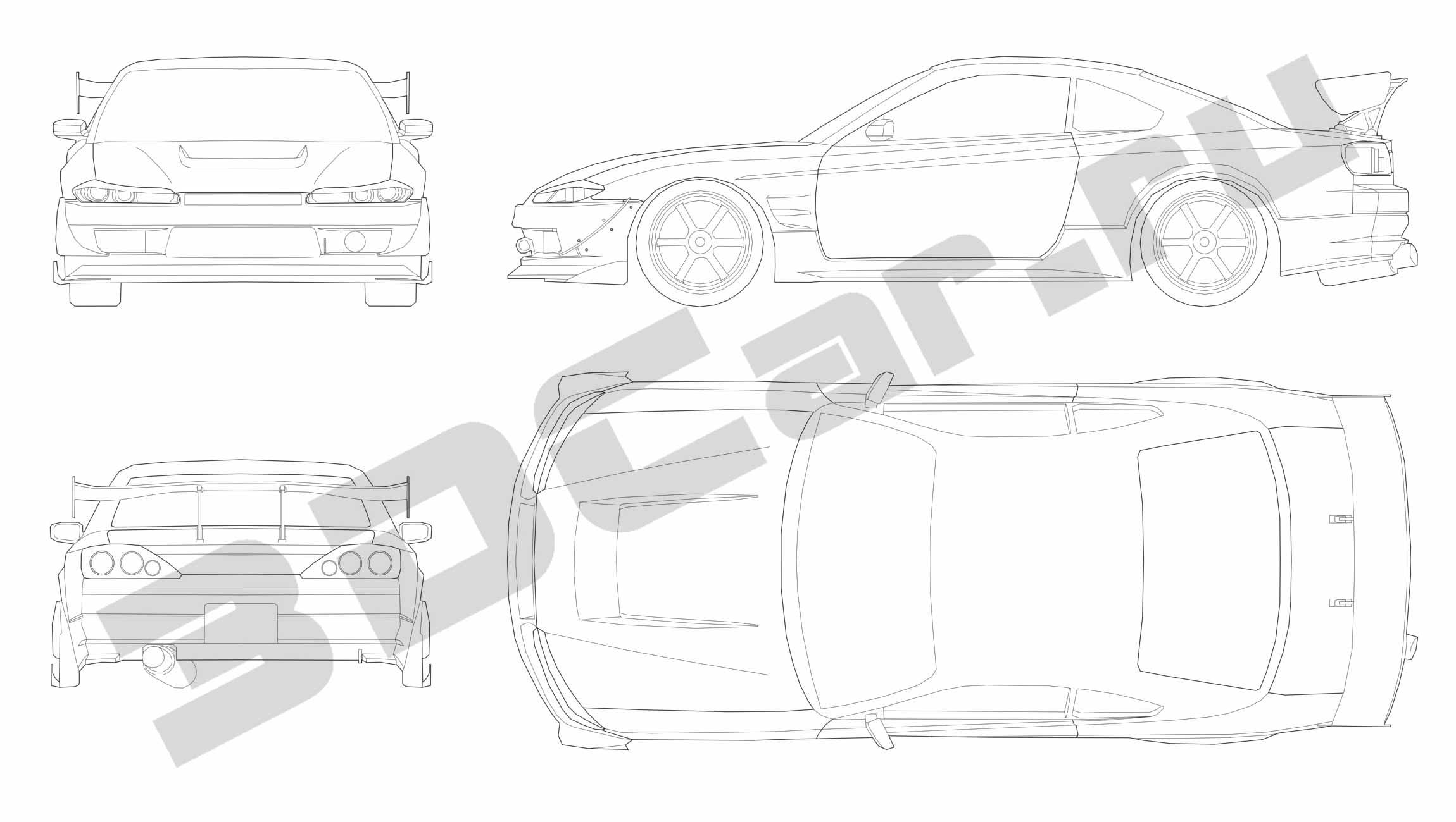Nissan Silvia S15 Drift Tuning