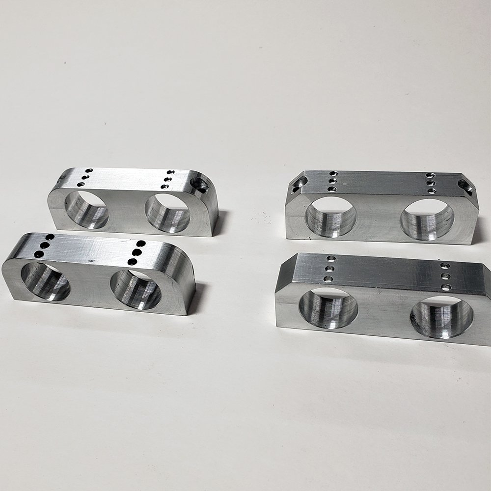 Dual Hotend Mounts