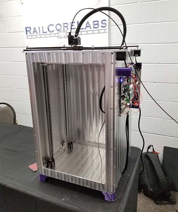 Railcore 3D Printer