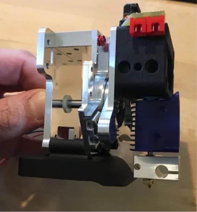 toolchanger assembled