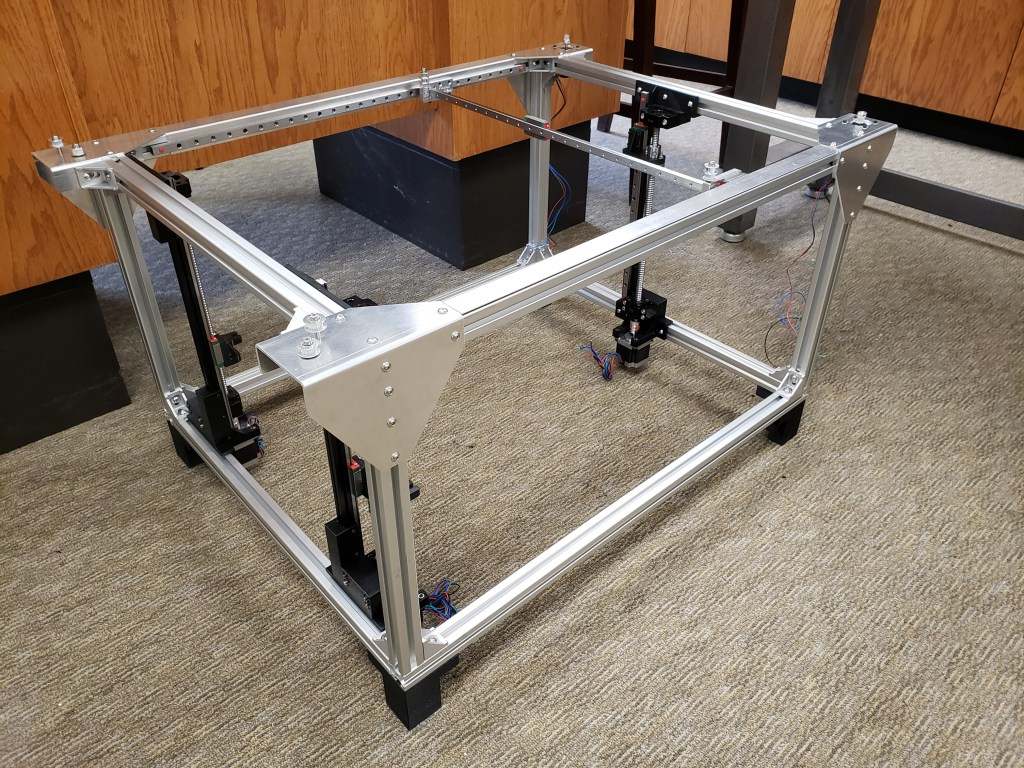 Large RailCore 3d Printer