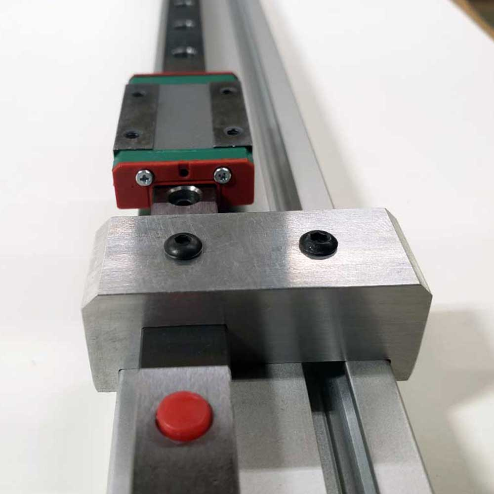 Linear Stops / Endstop Switch Mount 2
