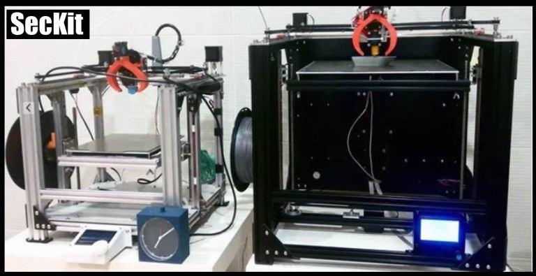 SecKit 3D Printer
