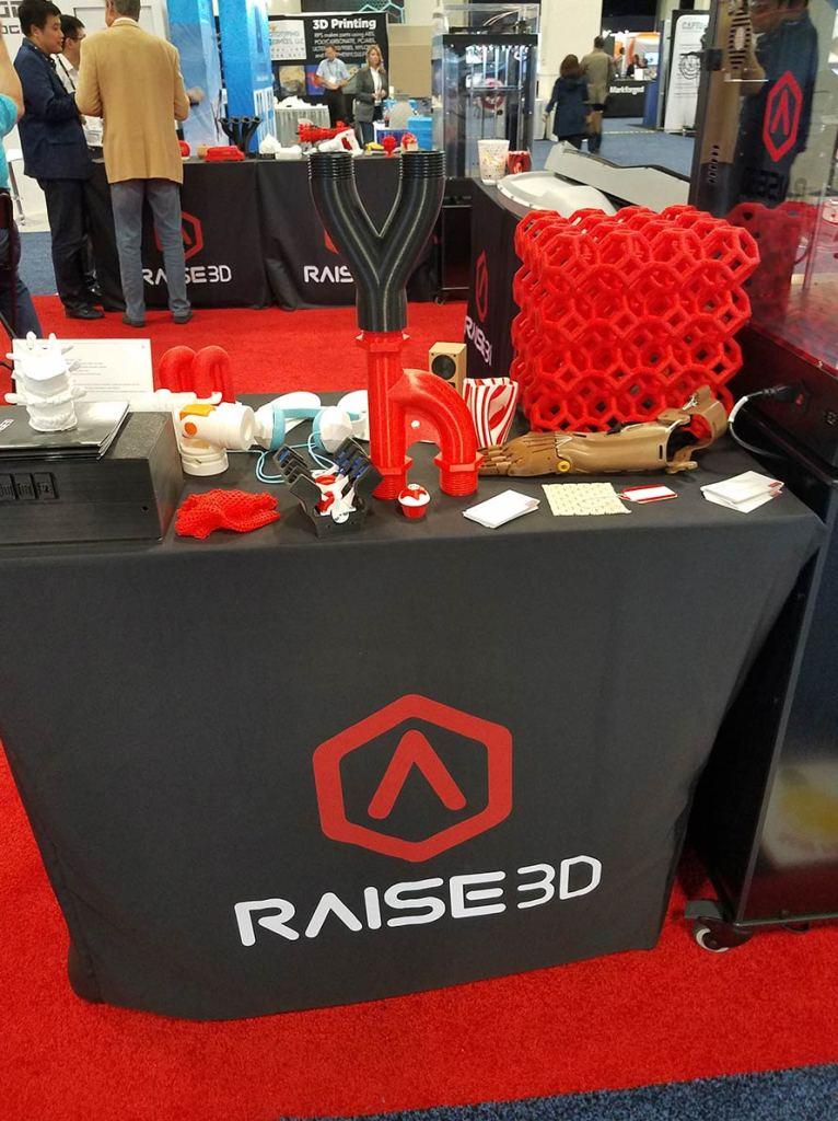 Raise3D 3D Printing