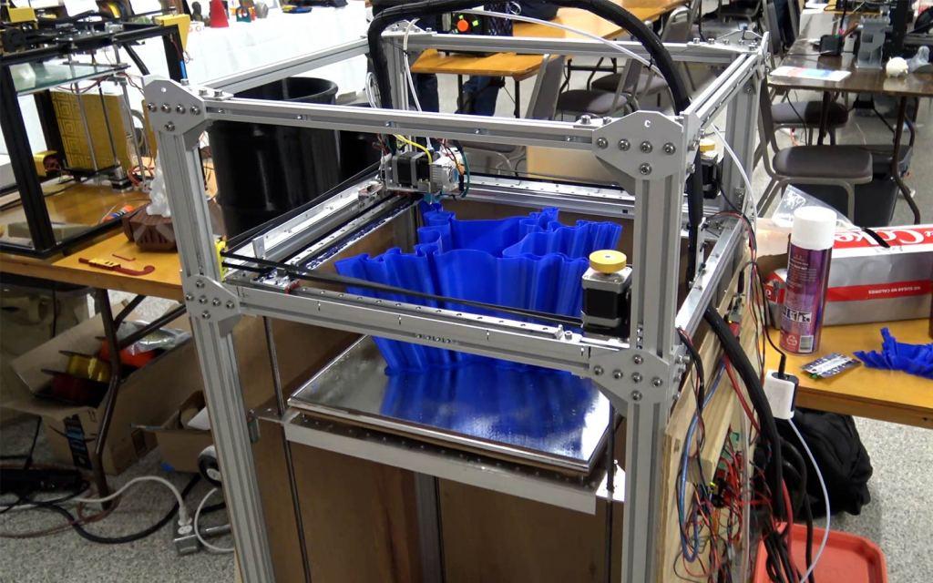 CoreXY Printers MRRF 2019 2