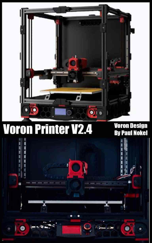Voron Printer V2 By Paul Nokel