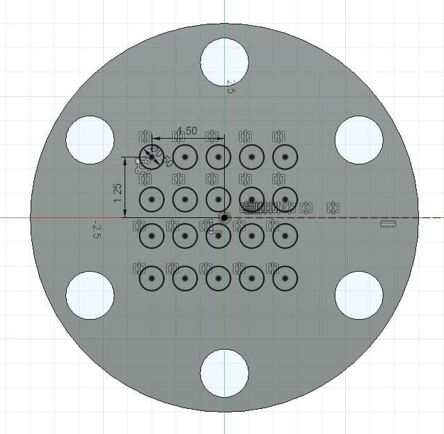 Fusion 360 Tutorial-Circular Pattern-Rectangular Pattern 25
