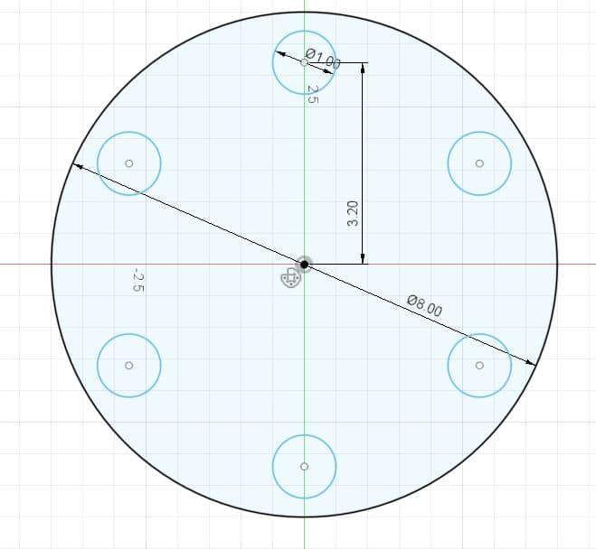 Fusion 360 Tutorial-Circular Pattern-Rectangular Pattern 7