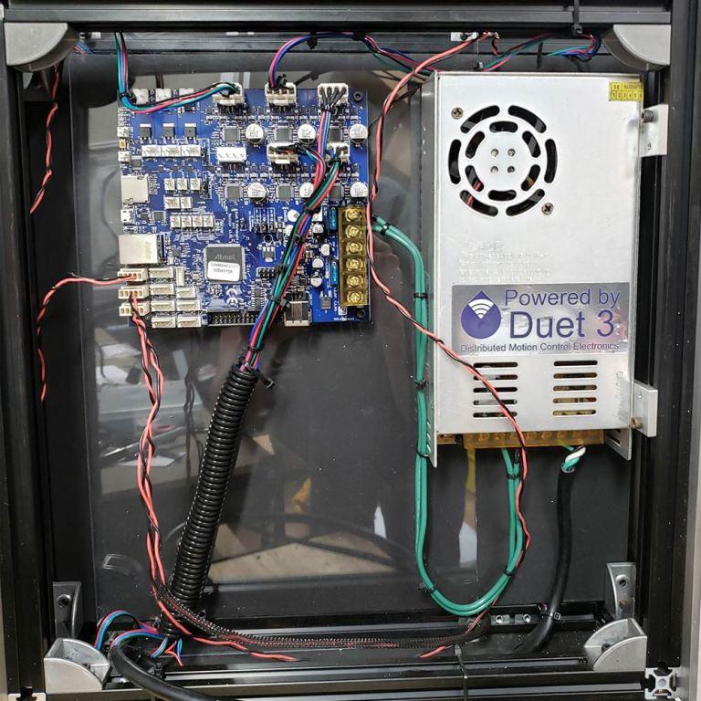 Duet 3 Mainboard Wiring