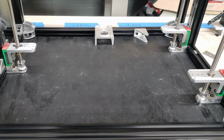 Triple Independent Motors Z Axis 2